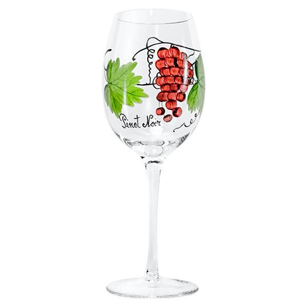 dionysus pinot noir crystal wine glasses