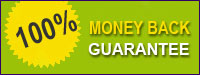 100 percent Money Back Guarantee on all Crystal Gifts if not completely satisfied