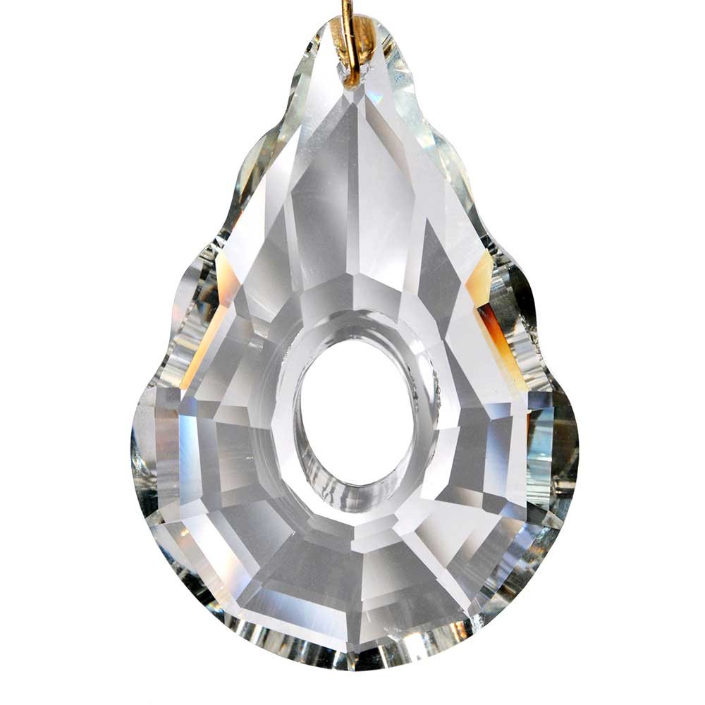 Pokeman Crystal Suncatcher Window Prism 1.96 inches
