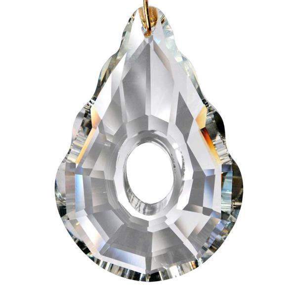 Pokeman Crystal Suncatcher Window Prism 1.96 inches