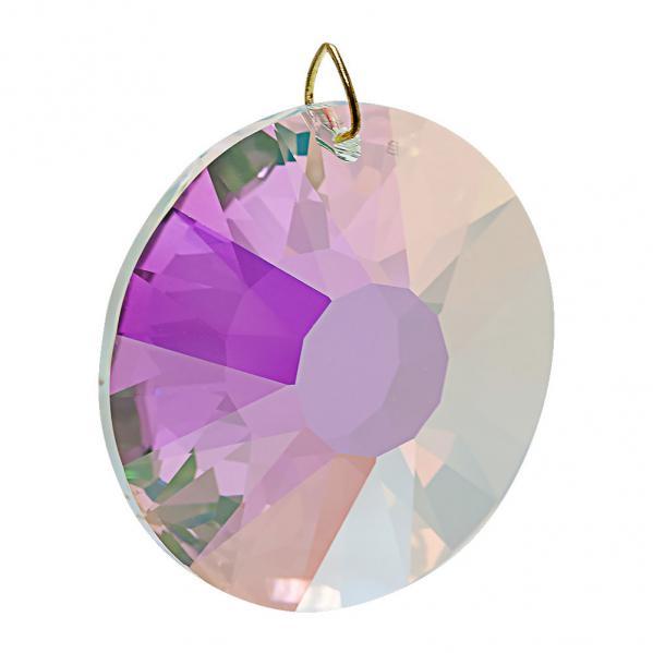 Swarovski Crystal Aurora Borealis Sun Chandelier Hanging Prism 40mm