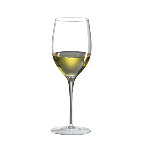 Ravenscroft Invisibles, Chardonnay Crystal White Wine Glasses (Set of 4)