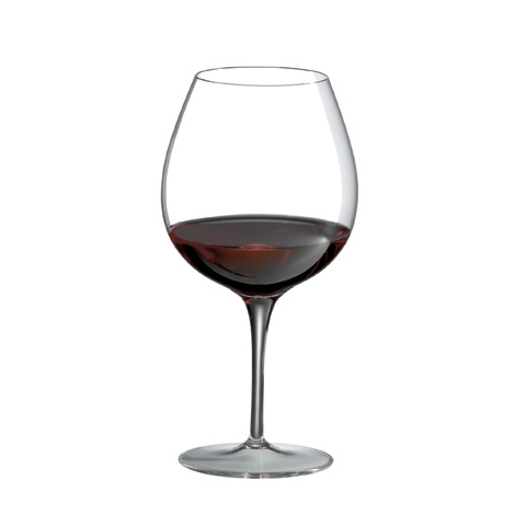Ravenscroft  Invisibles, Pinot Noir Red Crystal Wine Glasses (Set of 4)