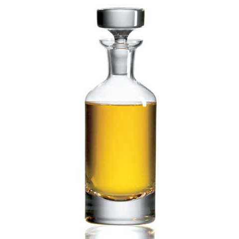 Ravenscroft Wellington Crystal Whiskey Decanter