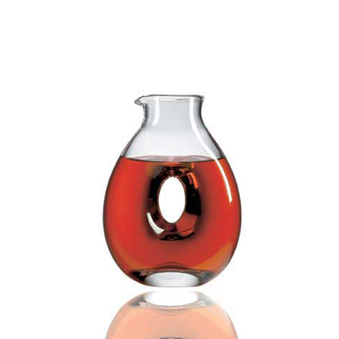 Ravenscroft Torus Crystal Wine Decanter