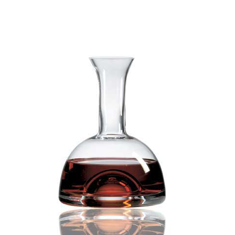 Ravenscroft Punted Trumpet Crystal Wine Decanter