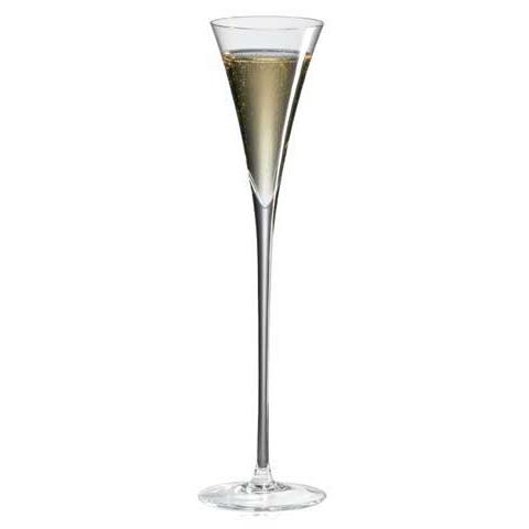 Ravenscroft Long Stem Crystal Champagne Flute (Set of 2)