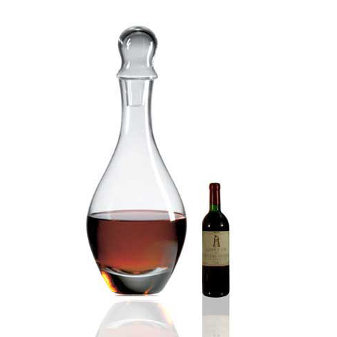 Ravenscroft Classic Salmanazar Crystal Wine Decanter