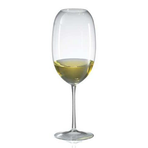 Ravenscroft Amplifier Barrique Crystal White Wine Glasses (Set of 4)