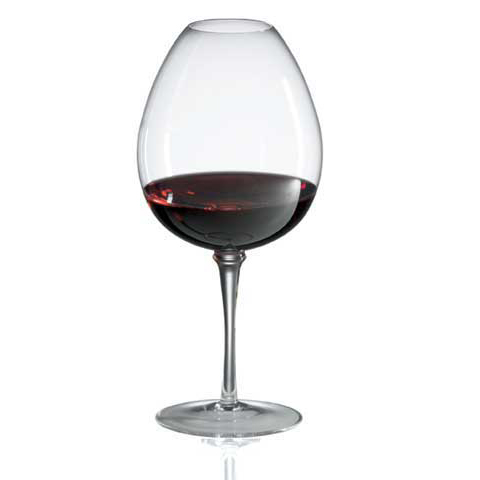Ravenscroft Amplifier Crystal Red Wine Glasses (Set of 4)