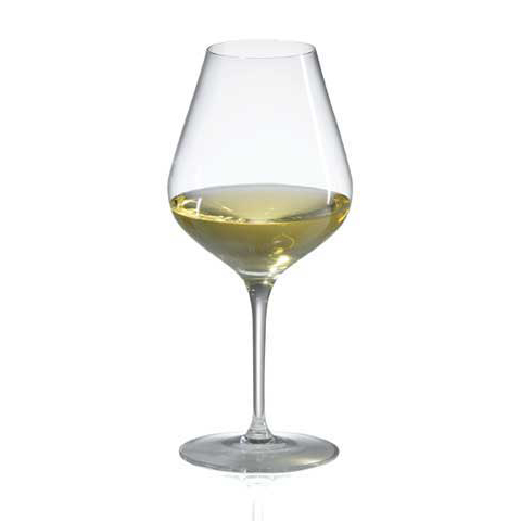 Ravenscroft Amplifier Unoaked Crystal White Wine Glasses (Set of 4)