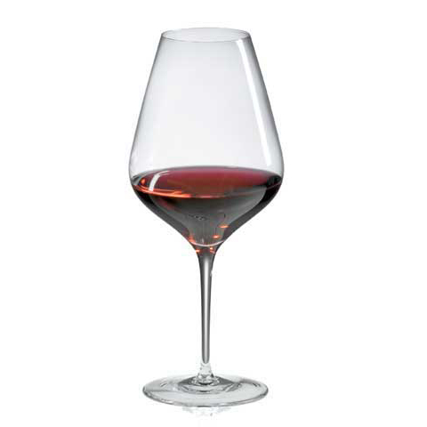 Ravenscroft Amplifier Cabernet Crystal Red Wine Glasses (Set of 4)