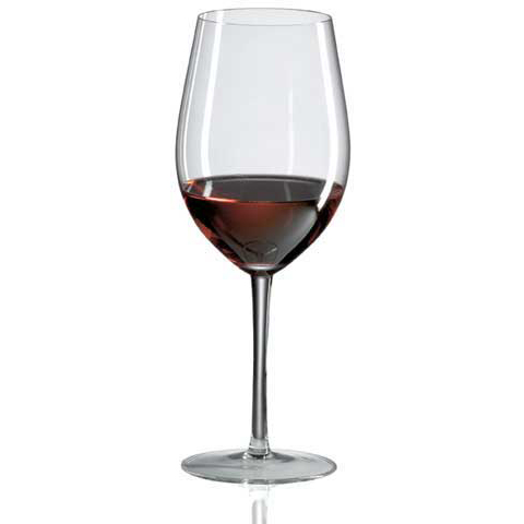 Ravenscroft Bordeaux Grand Cru Crystal Red Wine Glasses (Set of 4)