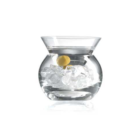 Ravenscroft Crystal Martini Chiller Glass Set (1 per box)