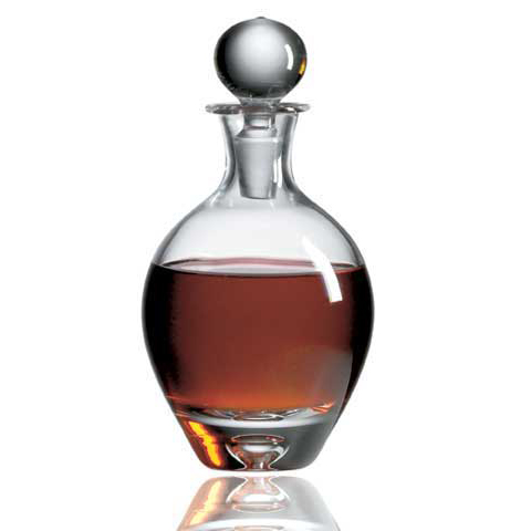 Ravenscroft St. Jacques Crystal Whiskey Decanter