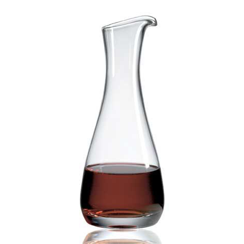 Ravenscroft Equestrian Crystal Wine Decanter