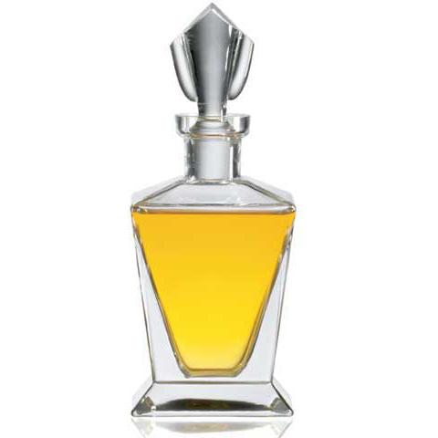 Ravenscroft Bishop Crystal Whiskey Decanter