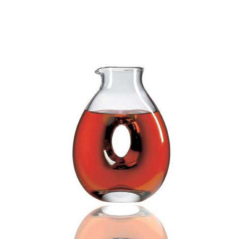 Ravenscroft Torus Crystal Wine Decanter