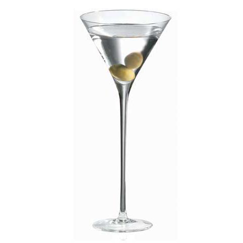 Ravenscroft Long Stem Crystal Martini Glass (Set of 2)