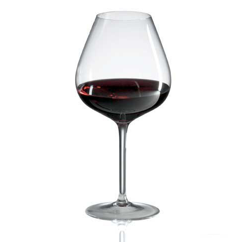 Ravenscroft Amplifier Pinot Noir Crystal Red Wine Glasses (Set of 4)