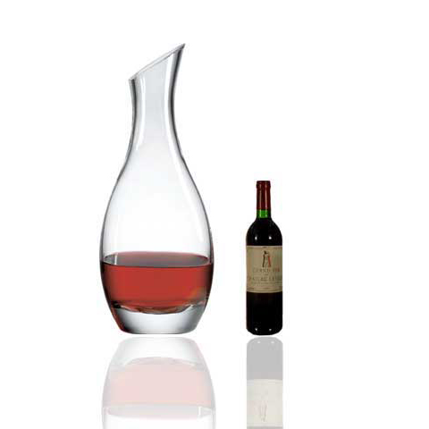 Ravenscroft Cristoff Salmanazar Crystal Wine Decanter