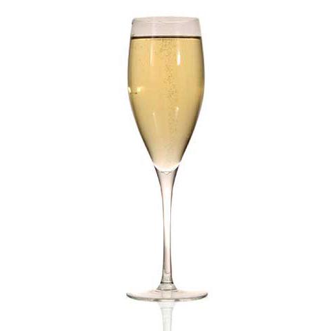 Ravenscroft Crystal Champagne Glasses (Set of 4)