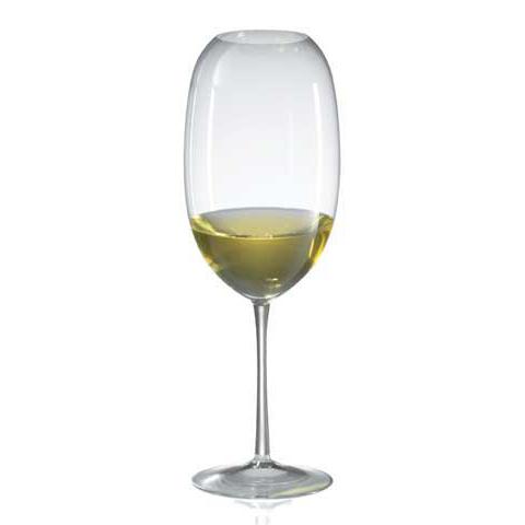 Ravenscroft Amplifier Barrique Crystal White Wine Glasses (Set of 4)