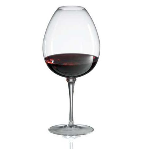 Ravenscroft Amplifier Crystal Red Wine Glasses (Set of 4)