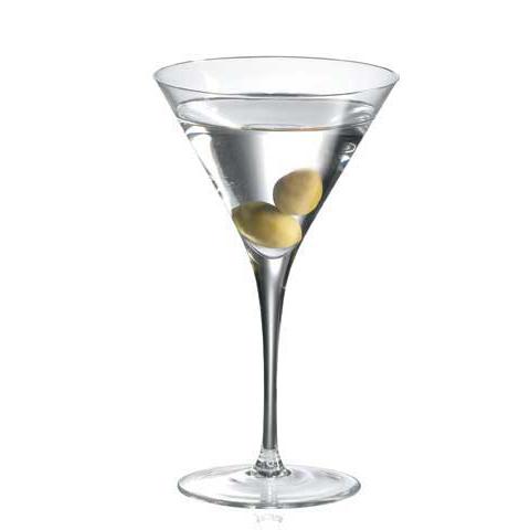 Ravenscroft Crystal Martini Glasses (Set of 4)