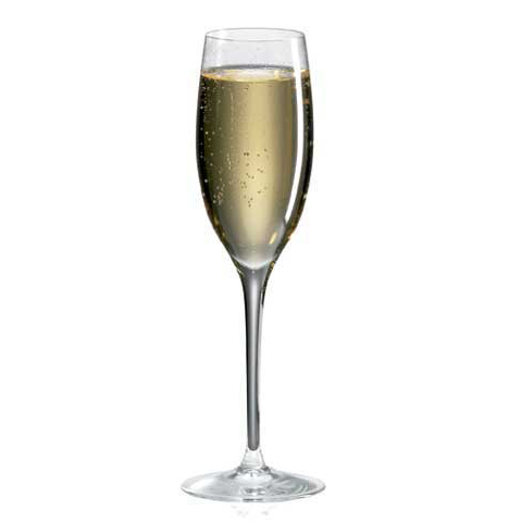 Ravenscroft Luxury Cuvee Crystal Champagne Glasses (Set of 4)