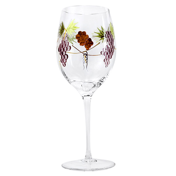 Bacchus Crystal Wine Goblets 15 oz. (Set of 2)