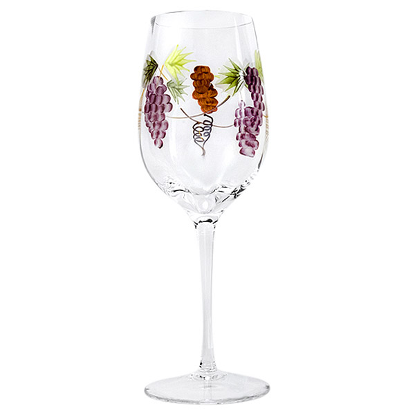 Bacchus Crystal Red Wine Glasses 13.5 oz. (Set of 2)