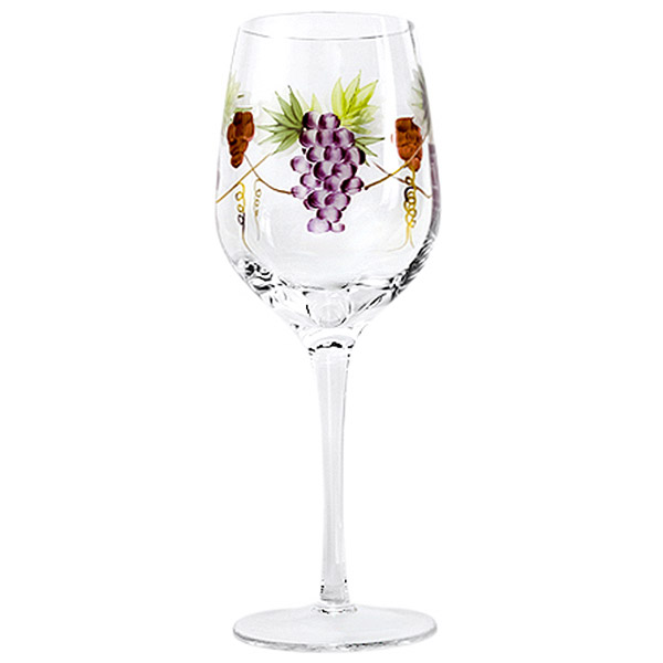 Bacchus Crystal White Wine Glasses 12 oz. (Set of 2)