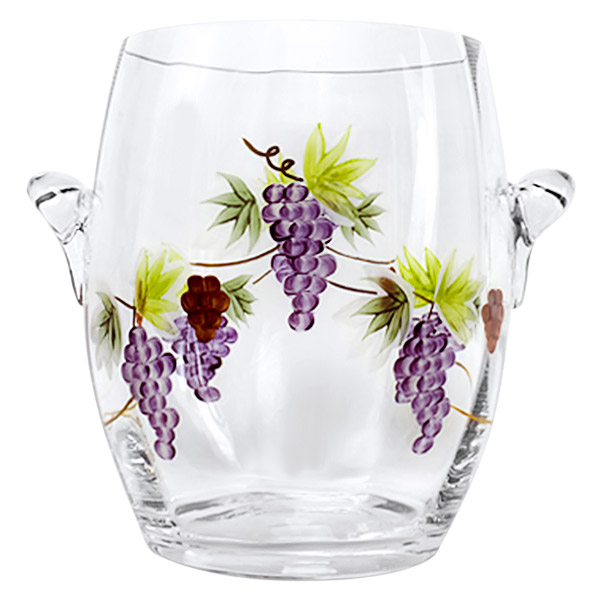 Bacchus Crystal Champagne Cooler - holds 1 1/8 gallon