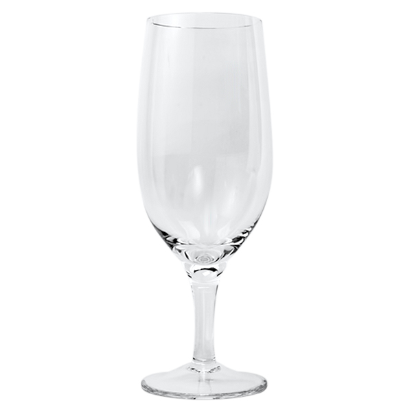 Sade Crystal Beer Glasses 16 oz. (Set of 2)