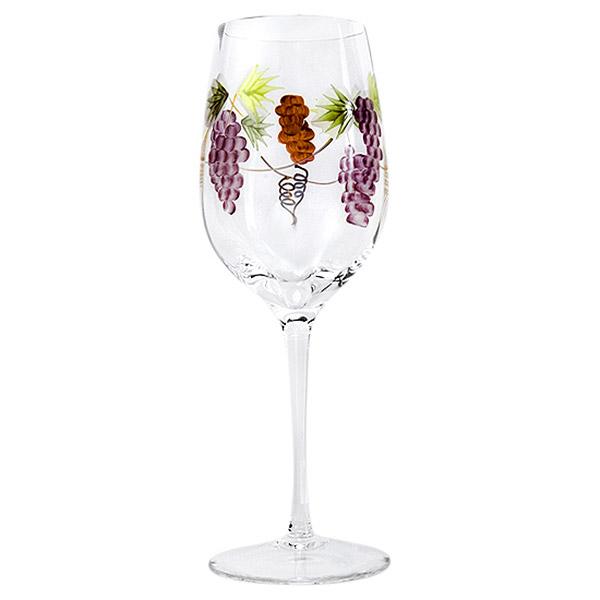 Bacchus Crystal Red Wine Glasses 13.5 oz. (Set of 2)