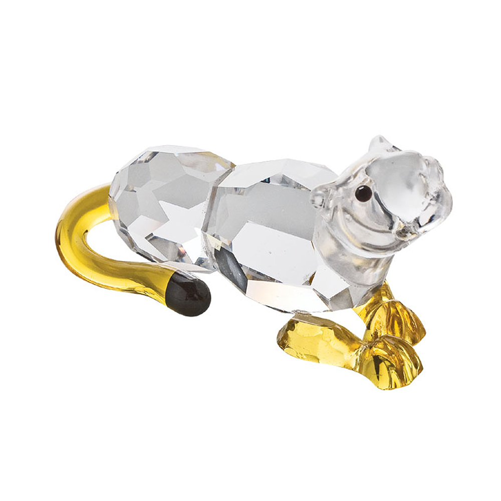 Preciosa Crystal Chinese 2010 Tiger Zodiac Figurine
