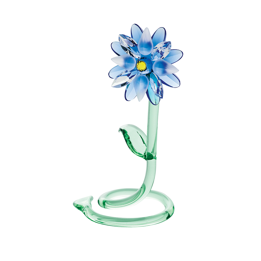 Preciosa Crystal Blue Meadow Flower