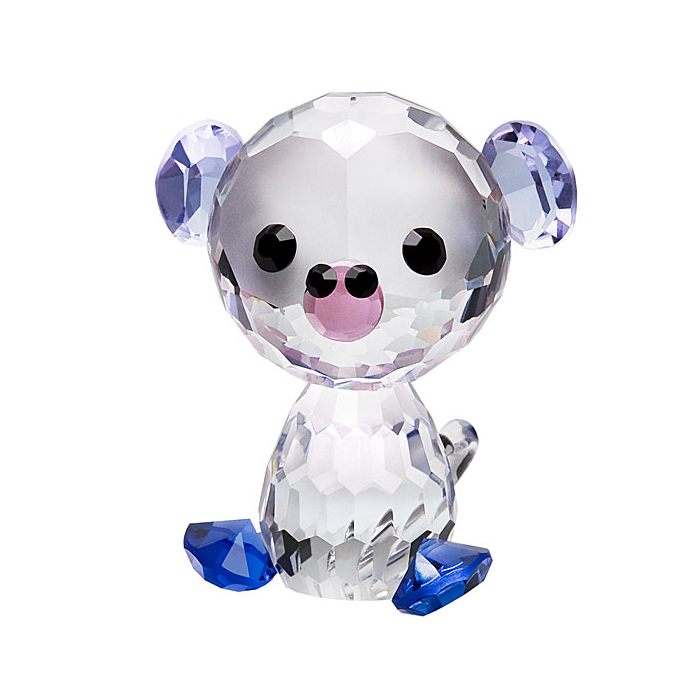 Preciosa Crystal Monkey Cheeky Figurine