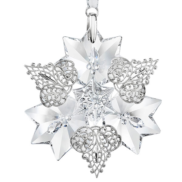 Preciosa Crystal 2015 Annual Christmas Ornament