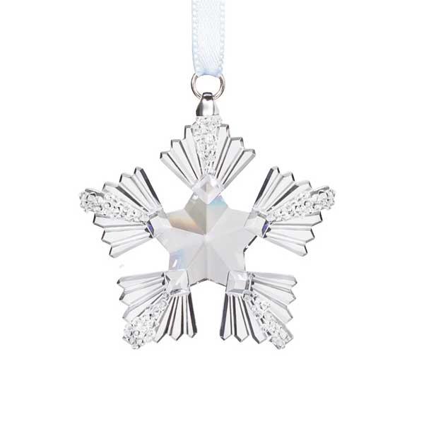 Preciosa Crystal Snowwflake Ornament 1