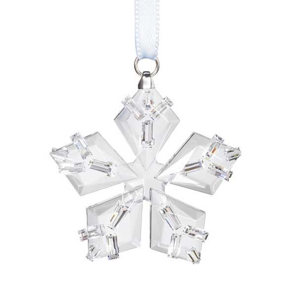 Preciosa Crystal Snowflake Ornament 2