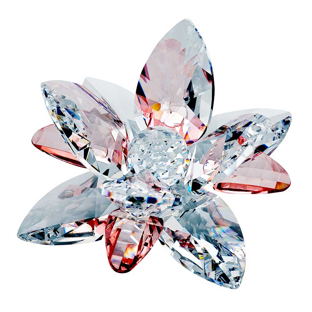 Preciosa Crystal Rosa Water Lily