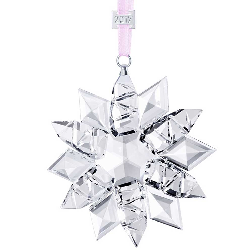 Preciosa Crystal 2017 Annual Christmas Ornament