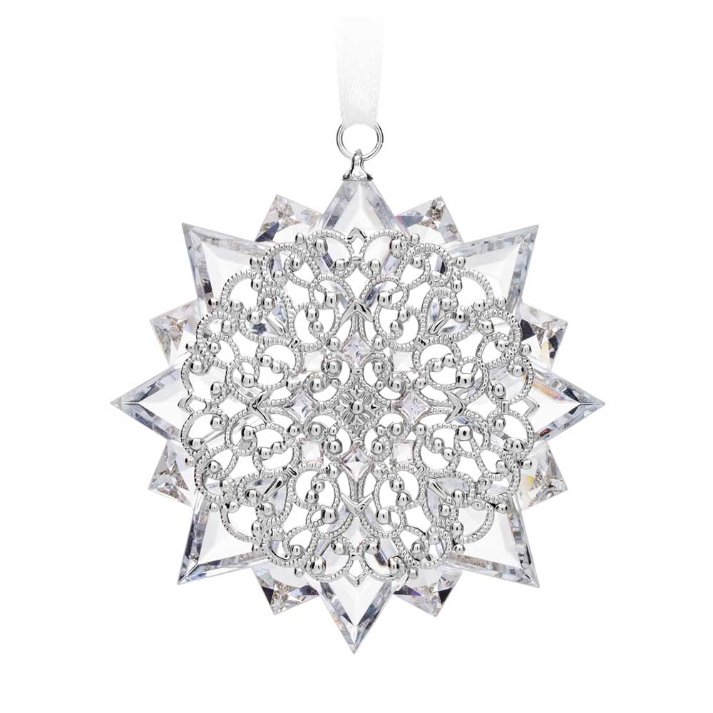Preciosa Crystal 2019 Annual Christmas Ornament