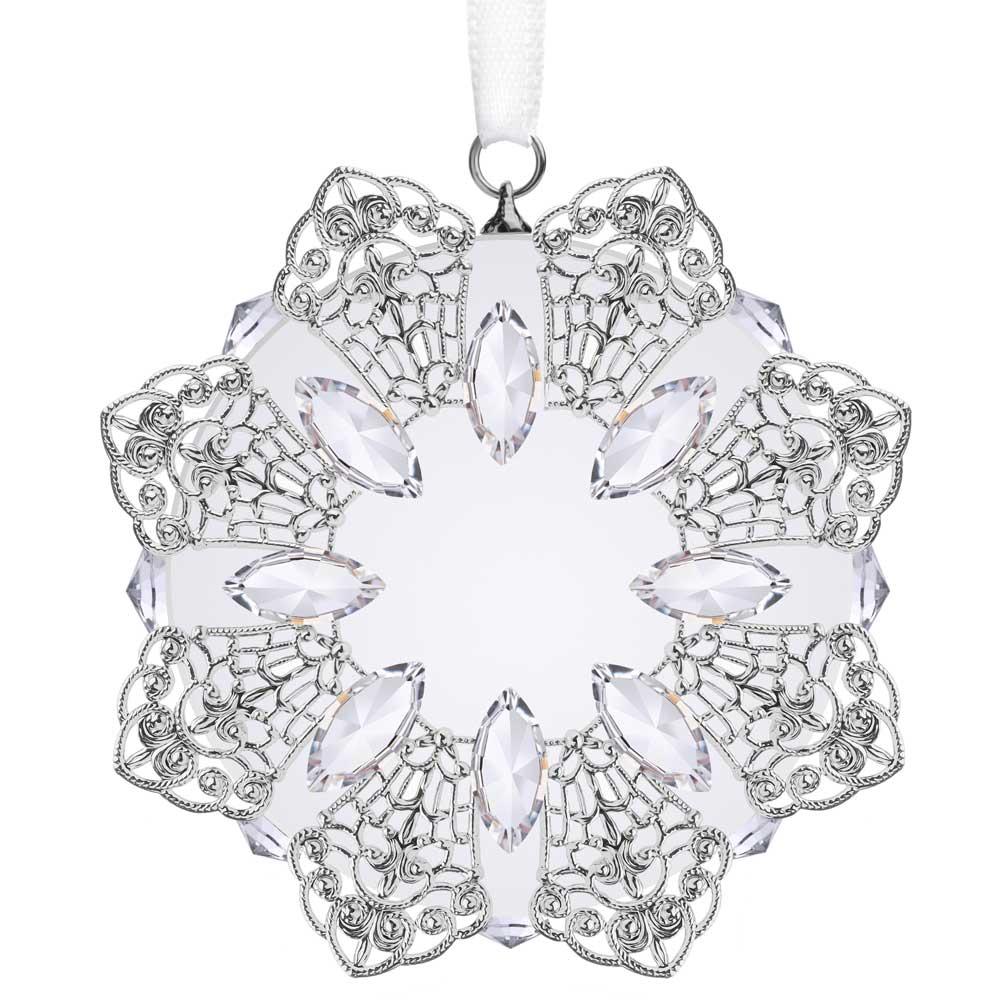 Preciosa Crystal Annual Christmas Ornament for 2020