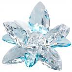 Preciosa Crystal Blue Water Lily
