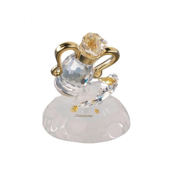 Preciosa Zodiac Figurine, Aquarius