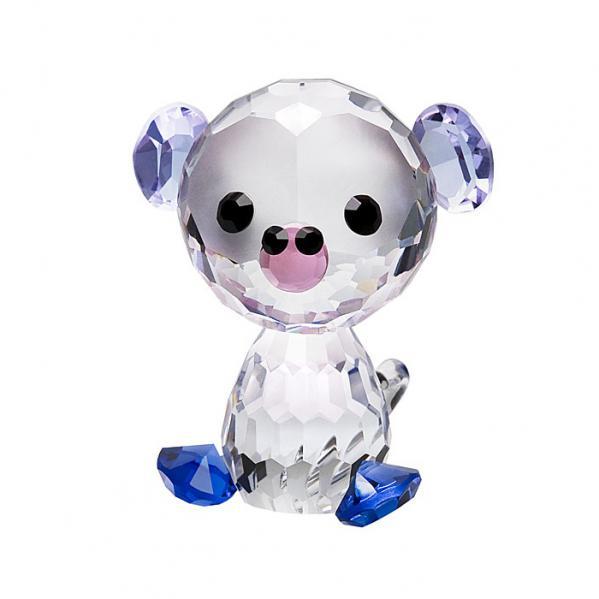 Preciosa Crystal Monkey Cheeky Figurine
