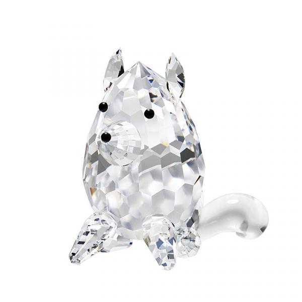 Preciosa Crystal Spitz Figurine